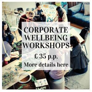 Corporate wellbeing workshops