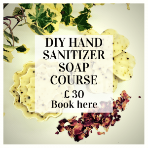 Soap making course online