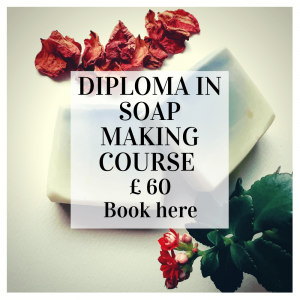 Diploma soap making course