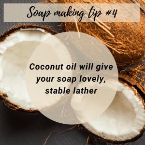 Soap making tip 4