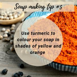 Soap making tip 5